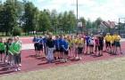 Atletika-troboj področno tekmovanje