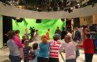 Obisk RTV Slovenije