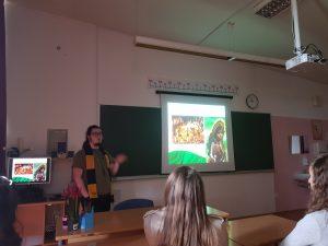 Obisk učitelja iz Brazilije