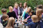 Šestošolci smo obiskali botanični vrt