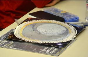 Zlato in srebro z državnega tekmovanja iz astronomije