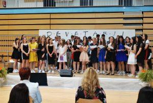 Zahvala generacije 2020 ob slovesu od Osnovne šole Brinje Grosuplje
