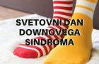 21. 3. – Svetovni dan Downovega sindroma