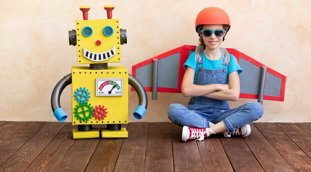 """Brezplačni digitalni """"Frižider"""" za otroke 8-15 let"""