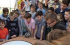 Tekmovanje sumo borcev na naši šoli