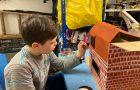 1. triletje spet v šoli, četrtošolci in petošolci doma